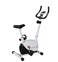 Get Fit Ride 201 - cyclette, White