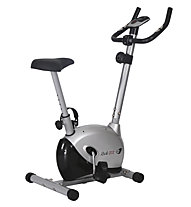 Get Fit Ride 202 - cyclette, Black/Grey