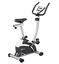 Get Fit Ride 301 - cyclette, Black/Grey