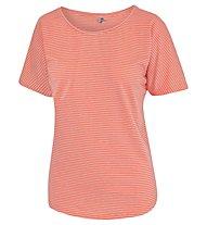 Get Fit Rosanna - T-shirt fitness - donna, Orange