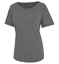Get Fit Rosanna - T-shirt fitness - donna, Grey