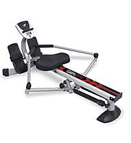 Get Fit Rower Pro - vogatore due pistoni, Black