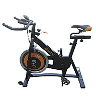 Get Fit Rush 330 Speedbike, Black/Orange/Silver