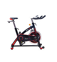 Get Fit Speedbike Rush 331, Black/Red