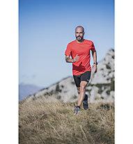 Get Fit SET Running Herren T-Shirt + kurze Hose + 2 Paar Socken