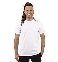 Get Fit Shirt Short Sleeve M - Fitness Shirt - Herren, White