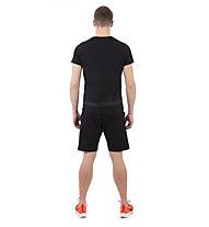 Get Fit Shirt Short Sleeve M - Fitness Shirt - Herren, Black