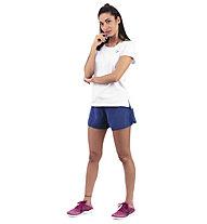 Get Fit Short Pant Sponge - pantaloncini fitness - donna, Blue