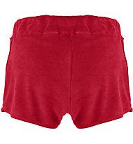 Get Fit Short Pant Sponge - pantaloncini fitness - donna, Red