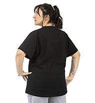 Get Fit Plus Short Sleeve Plus - Fitnessshirt - Damen, Black