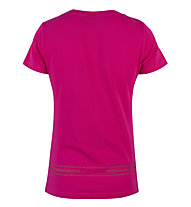 Get Fit Short Sleeve W - T-shirt fitness - donna, Fuxia