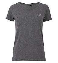 Get Fit Short Sleeve W - T-shirt fitness - donna, Grey
