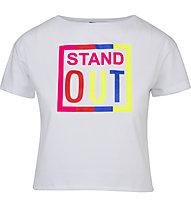 Get Fit Sienna -T-Shirt - Mädchen, White