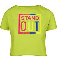 Get Fit Sienna -T-Shirt - Mädchen, Green
