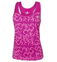 Get Fit Running Shirt Sleveless Damen, Pink