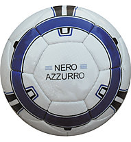 Get Fit Soccer Ball - Pallone da calcio, Black/Dark Blue