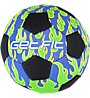 Get Fit Neoprene Mini - mini pallone da calcio, Dark Green/Dark Blue