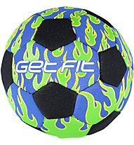 Get Fit Fußball Neoprene Mini, Dark Green/Dark Blue