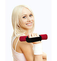 Get Fit Soft Dumbbell Set ASA052, Red