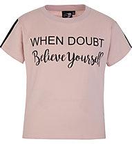 Get Fit SS Insert - T-Shirt - Mädchen, Pink
