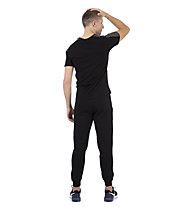 Get Fit SS Premium - T-shirt - uomo, Black/White