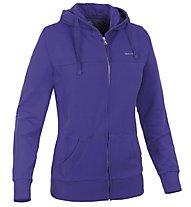 Get Fit Stretch Fleece Jkt W's, Liberty Violet