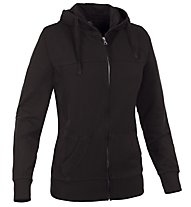 Get Fit Stretch Fleece Jkt W's, Black