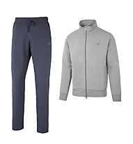 Get Fit Suit M - Trainingsanzug - Herren, Grey/Blue