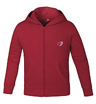 Get Fit Trainingsjacke Hoodie Kinder, Red