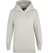 Get Fit Sweater 2-Zip Hoody Nena - felpa con cappuccio - donna, White