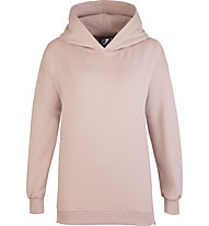 Get Fit Sweater 2-Zip Hoody Nena - felpa con cappuccio - donna, Pink