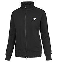 Get Fit Sweater Full Zip - Trainingsjacke - Damen, Black
