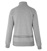 Get Fit Sweater Full Zip - Trainingsjacke - Damen, Grey