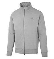 Get Fit Sweater Full Zip - Trainingsjacke - Herren, Grey