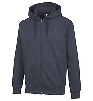 Get Fit Sweater Full Zip Hoodie - giacca sportiva con cappuccio - uomo, Blue