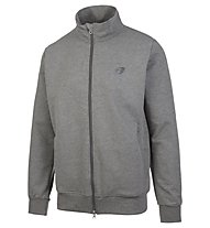 Get Fit Sweater Full Zip M - giacca fitness - uomo, Grey