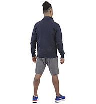Get Fit Sweater Full Zip M - giacca fitness - uomo, Blue