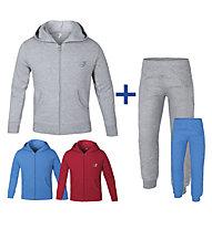 Get Fit Trainingsanzug Hoodie Kinder Jacke + Hose