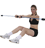 Get Fit Swing  Bar - TPR 160 cm, Black