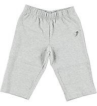 Get Fit Fitness Capri Girl - Pantaloni Corti, Light Grey