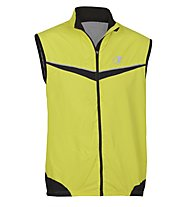 Get Fit Running Vest, Yellow Fluo