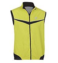 Get Fit Running Vest - Gilet Running, Yellow Fluo