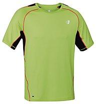 Get Fit T-Scorpet Laufshirt, Green Glow
