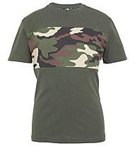 Get Fit Camou - Trainingsshirt - Kinder, Green