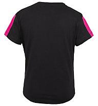 Get Fit Girl Power - T-shirt - bambina, Black