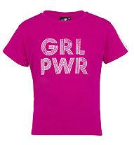 Get Fit Girl Power - T-shirt - bambina, Pink