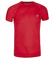 Get Fit Running Shirt Herren, Chinese Red