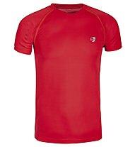 Get Fit Maglietta Uomo Running, Chinese Red