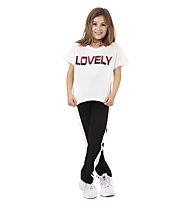 Get Fit Tartan - T-shirt - bambina, White