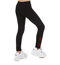 Get Fit Tartan - tuta sportiva - bambina, Red/Black